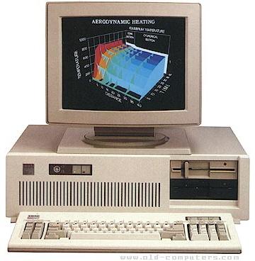 IBM PC AT 1990