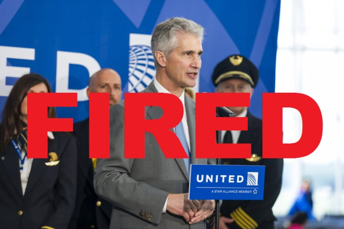 Smisek's United Ouster – Were You Really Surprised?