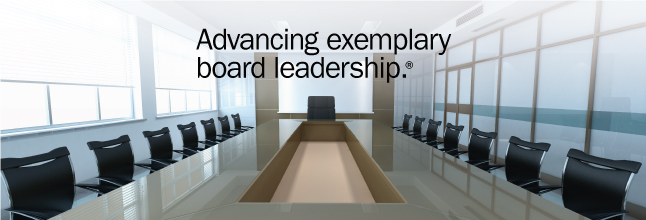 Report: Boards Should Re-apply Focus on Long-term Value Creation