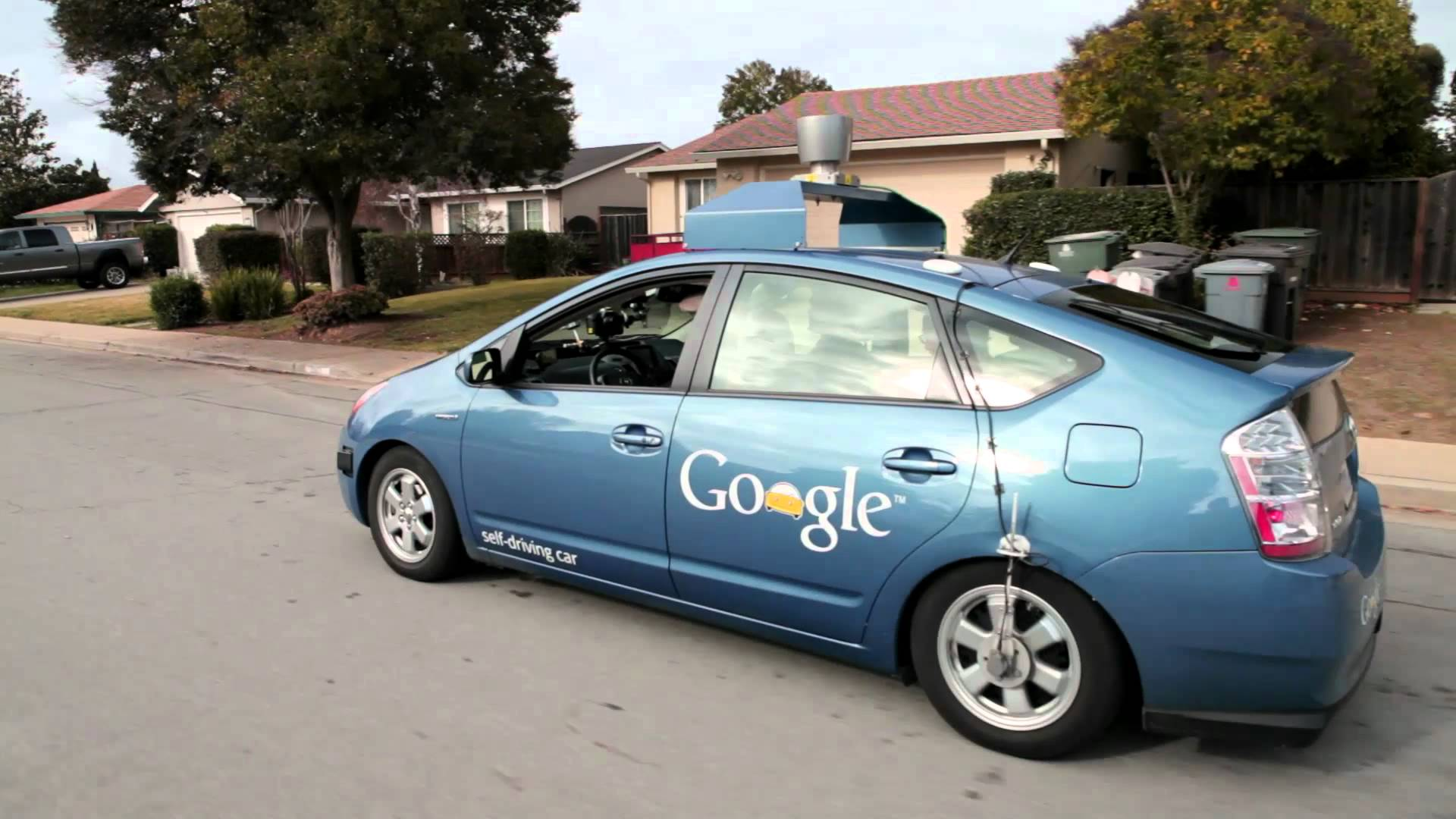Why Google Created a Self-Driving Car and DuPont Didn't