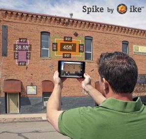 Spike Mobile Laser Camera Tool