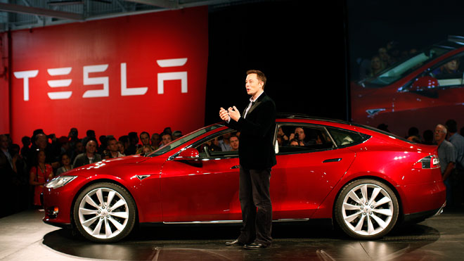 Tesla is Smarter Than Other Auto Companies
