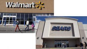 Walmart & Sears