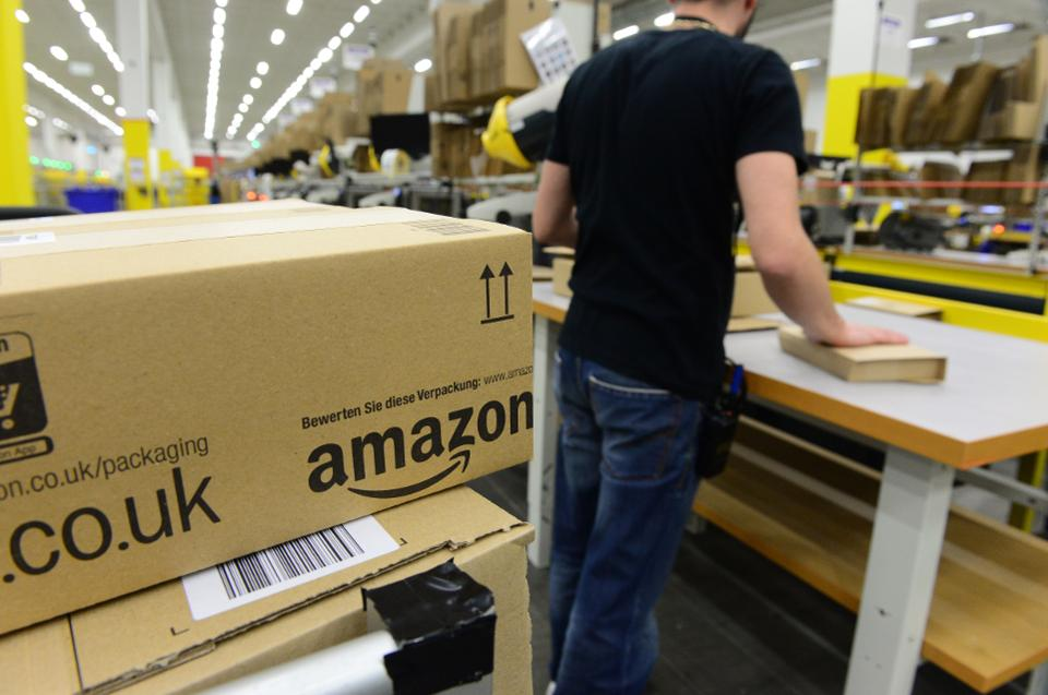 How The 'Amazon Effect' Will Change Your Life And Investments