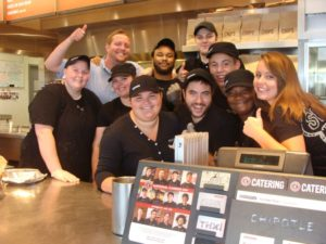 chipotle employees