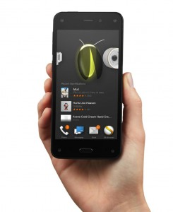 Amazon's new Kindle Fire smartphone