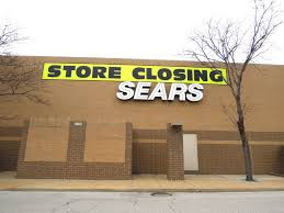 Closed Sears Store