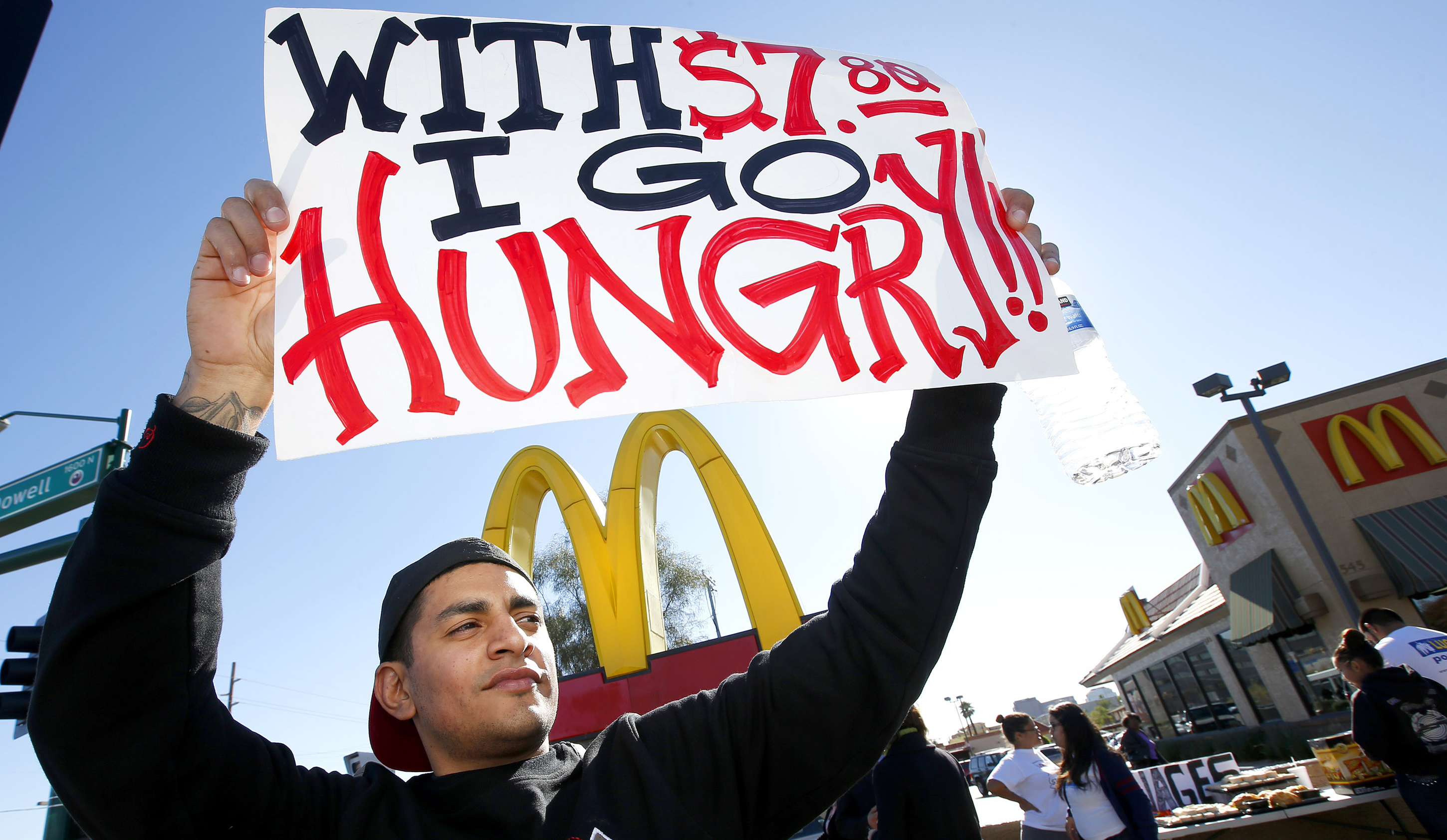 Will Living Wage Trend Kill or Make McDonald's and Walmart?