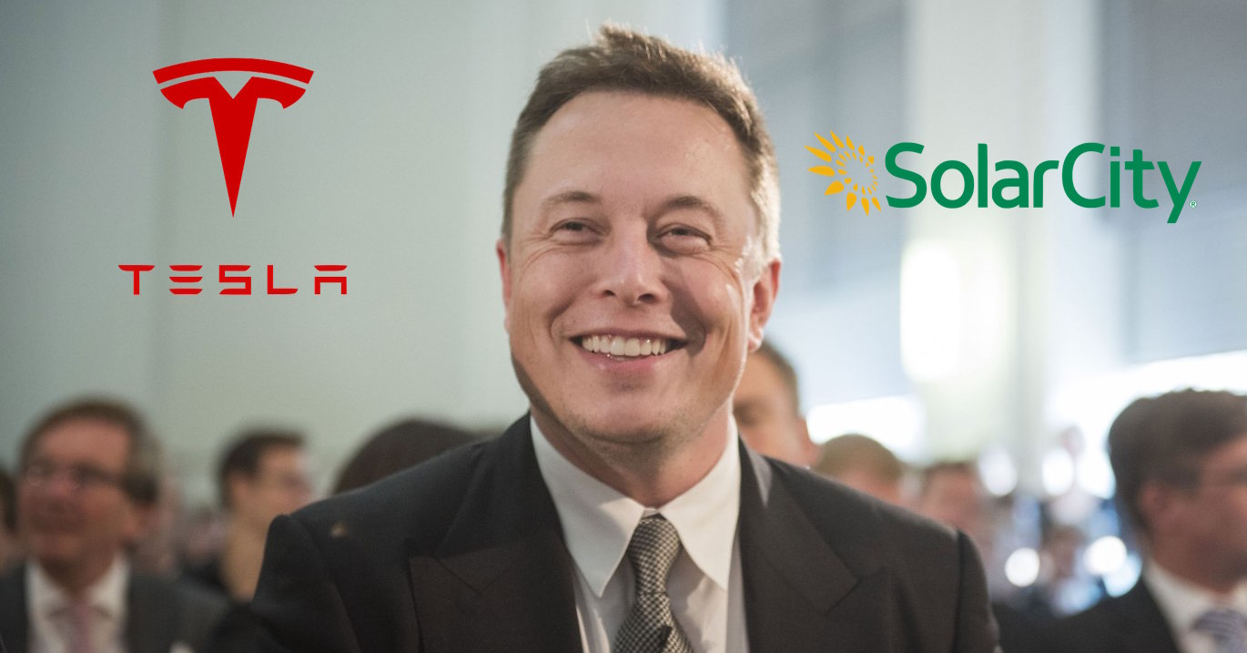Why Investors Should Support the Tesla, SolarCity Merger