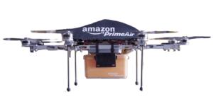 prototype delivery drone