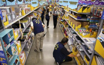 The Waltons Are Cashing Out Of Walmart — And You Should Be, Too
