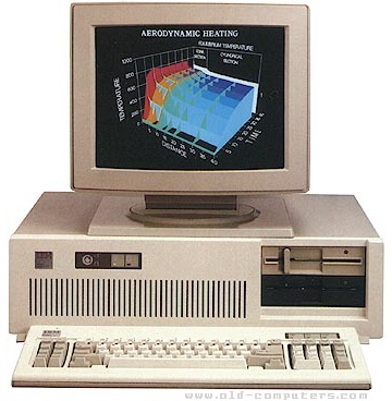 IBM PC AT 1990