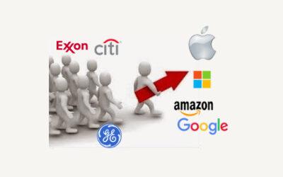 Trends Drive Value- Apple, Amazon, Google, Facebook, Microsoft