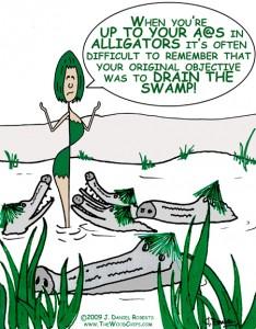 Alligators Gal