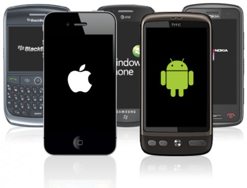 iPhone and Android stand out in Mobile market