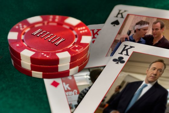 "Netflix Valuation is Not a ""House of Cards"""