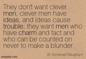 Quotation-W-Somerset-Maugham-trouble-men-charm-ideas-Meetville-Quotes-97641