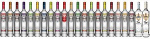 Smirnoff Vodka Group