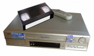 VCR-VHS