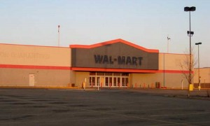 closed WalMart