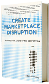Book: Create Marketplace Disruption