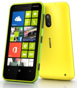 lumia smartphone