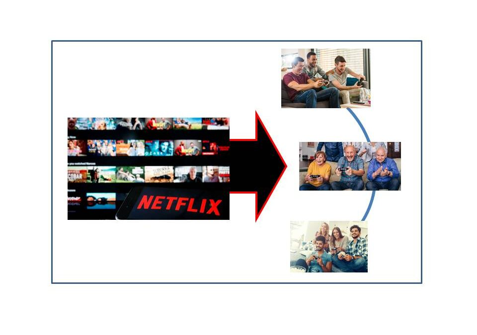 The Ever Adaptable Netflix