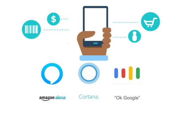 smartphone and digital assistants