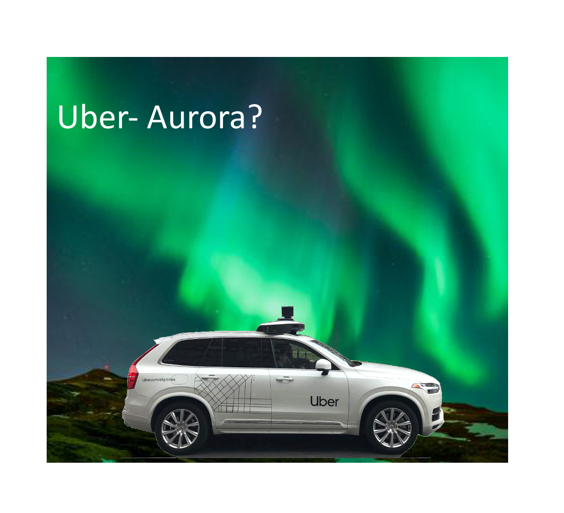 uber aurora poor investment
